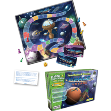 Space Voyage Game Grade 2-3