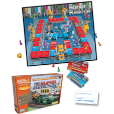 Robot Rescue Game Grade 2-3