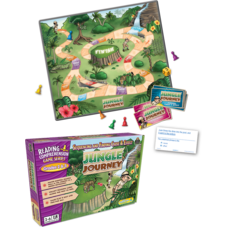 Jungle Journey Game Grade 2-3