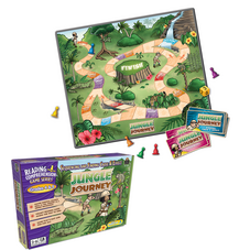 Jungle Journey Game Grade 4-5