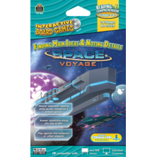 Space Voyage Computer Game CD Grade 4-5