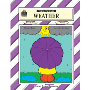 TCR0273 Weather Thematic Unit Image