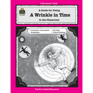 TCR0403 A Guide for Using A Wrinkle in Time in the Classroom Image