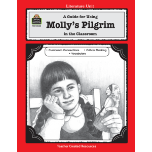 TCR0535 A Guide for Using Molly's Pilgrim in the Classroom Image