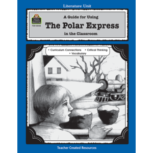 TCR0543 A Guide for Using The Polar Express in the Classroom Image