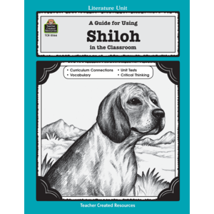 TCR0566 A Guide for Using Shiloh in the Classroom Image