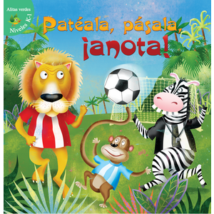 TCR105196 Pateala pasala y anota!  Image
