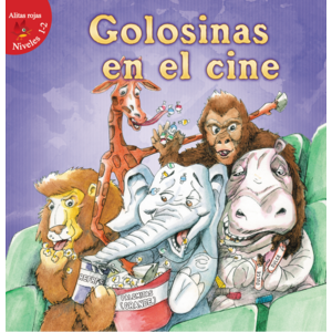 TCR105271 Golosinas en el cine  Image