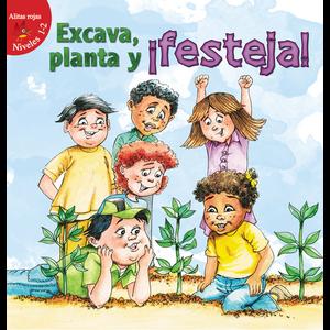 Excava planta y festeja!  Image
