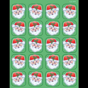 TCR1999 Santa Stickers Image