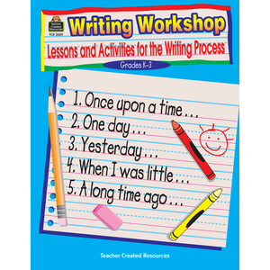 Writing Workshop Grade K-3 Image