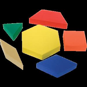 TCR20612 Foam Pattern Blocks Image