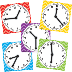 TCR20640 Clocks Set Image