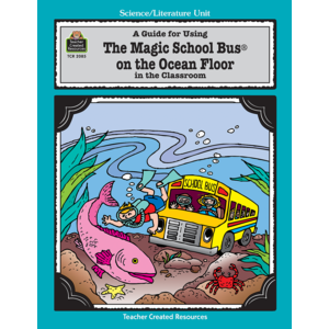 TCR2085 A Guide for Using The Magic School Bus(R) On the Ocean Floor in the Classroom Image