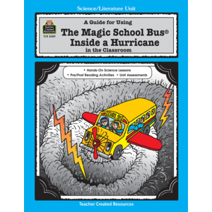 TCR2089 A Guide for Using The Magic School Bus(R) Inside a Hurricane in the Classroom Image