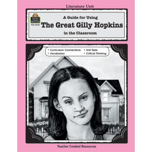 TCR2343 A Guide for Using The Great Gilly Hopkins in the Classroom Image