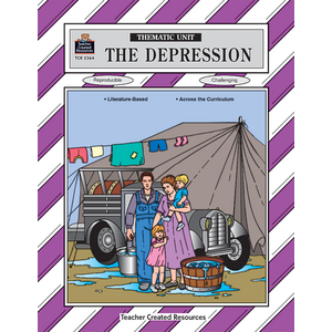 TCR2364 The Depression Thematic Unit Image