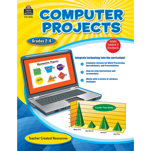 Computer Projects Grade 2-4 Image