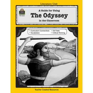 TCR2633 A Guide for Using The Odyssey in the Classroom Image
