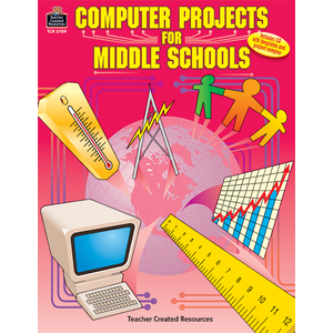 TCR2709 Computer Projects for Middle Schools Image