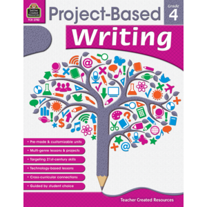 TCR2782 Project Based Writing Grade 4 Image