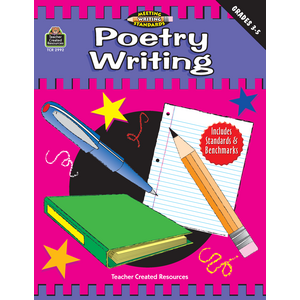 TCR2992 Poetry Writing, Grades 3-5 (Meeting Writing Standards Series) Image