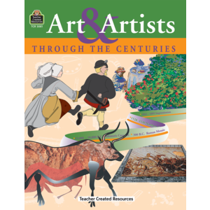 TCR3081 Art & Artists Through the Centuries Image