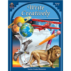TCR3139 Write Creatively Image