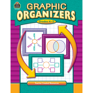 TCR3207 Graphic Organizers, Grades K-3 Image