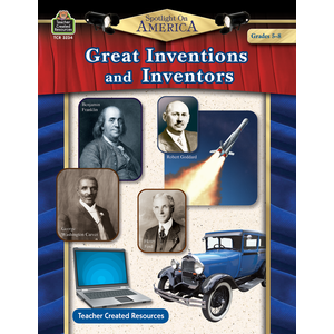TCR3234 Spotlight On America: Great Inventions & Inventors Image