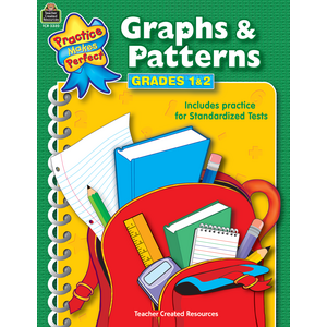 TCR3320 Graphs & Patterns Grades 1-2 Image
