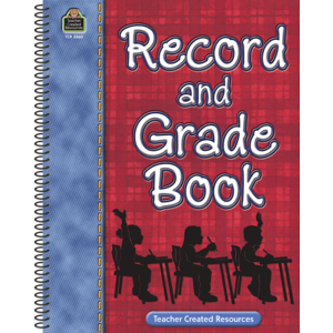 TCR3360 Record & Grade Book Image