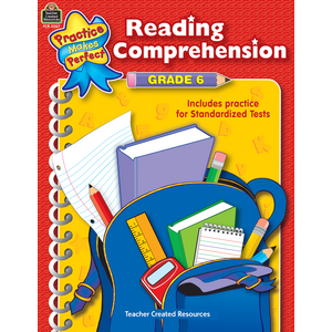 TCR3367 Reading Comprehension Grade 6 Image