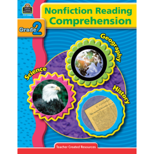 TCR3382 Nonfiction Reading Comprehension Grade 2 Image