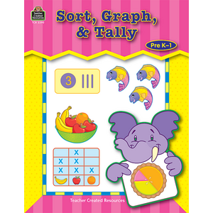 TCR3390 Sort, Graph, & Tally Image