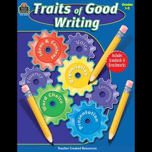 Traits of Good Writing, Grades 1-2 Image