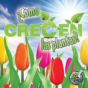 TCR368986 Como crecen las plantas?  Image