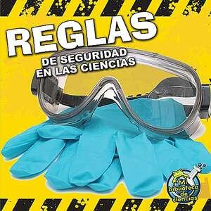 TCR369075 Reglas de seguridad en la ciencias Image