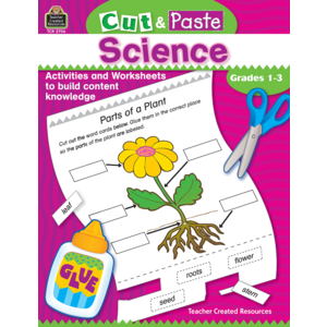 TCR3706 Cut and Paste: Science Image