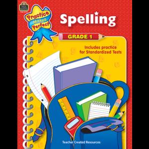 TCR3771 Spelling Grade 1 Image