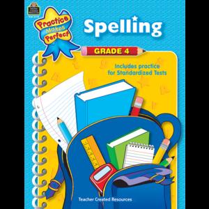 TCR3774 Spelling Grade 4 Image