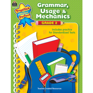 Grammar, Usage & Mechanics Grade 2 Image