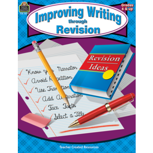 TCR3859 Improving Writing Through Revision Image