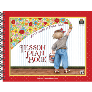 TCR3916 Anything is Possible Lesson Plan Book from Mary Engelbreit Image