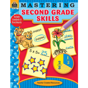 TCR3957 Mastering Second Grade Skills Image