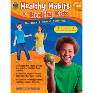 TCR3990 Healthy Habits for Healthy Kids Grade 5-up Image