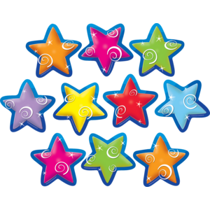 TCR4120 Stars Accents Image