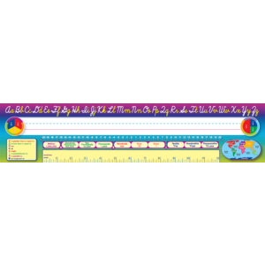 TCR4302 Cursive Writing Super Jumbo Name Plates Image