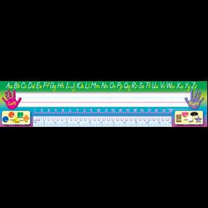 TCR4304 Modern Printing Super Jumbo Name Plates Image