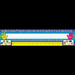 TCR4306 Traditional Printing Super Jumbo Name Plates Image